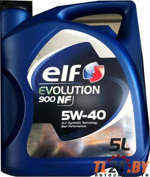 Моторное масло Elf Evolution 900 NF 5W-40 5L
