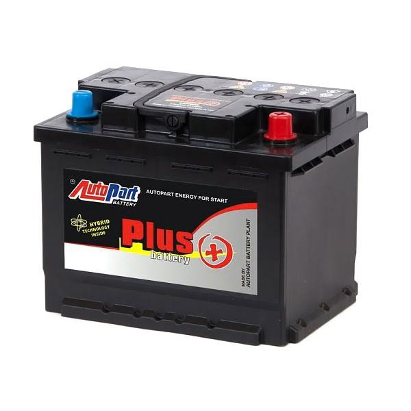 Аккумулятор AutoPart AP1000 100Ah 850A (R+) 353x175x190 mm
