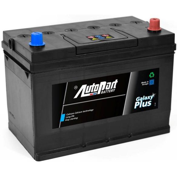 Аккумулятор AutoPart AP850 GALAXY PLUS JAPANESE 100Ah 850A (R+)  303x175x227 mm