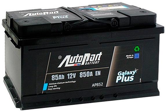 Аккумулятор AutoPart AP852 85Ah 850A (R+) 315x175x175 mm