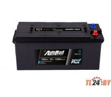 Аккумулятор AHD190 190Ah 1200A (L+) 513x224x220 mm