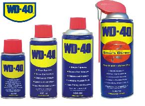 Очистительно-смазывающая смесь WD-40 400мл