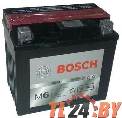 Аккумулятор Bosch MOBA AGM M6 (0092M60040) 12V 4Ah 30A