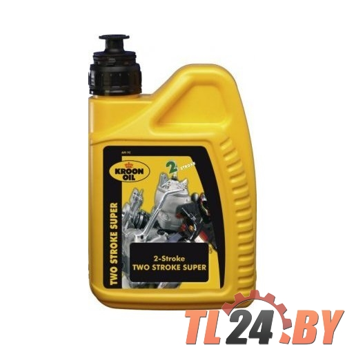Моторное масло Kroon Oil Two stroke Super 1L