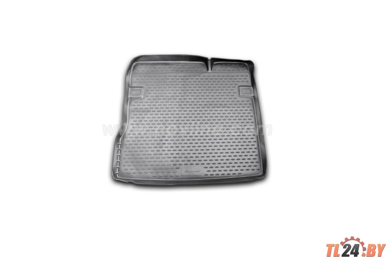 Коврик в багажник Novline NLC.41.29.B13 RENAULT Duster 2WD,  2011-2015,  2015-> кросс. (полиуретан)