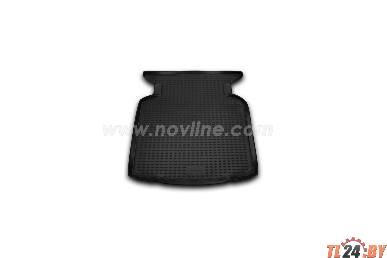 Коврик в багажник Novline NLC.48.04.B10 TOYOTA Avensis 04/2003-2009,  сед. (полиуретан)