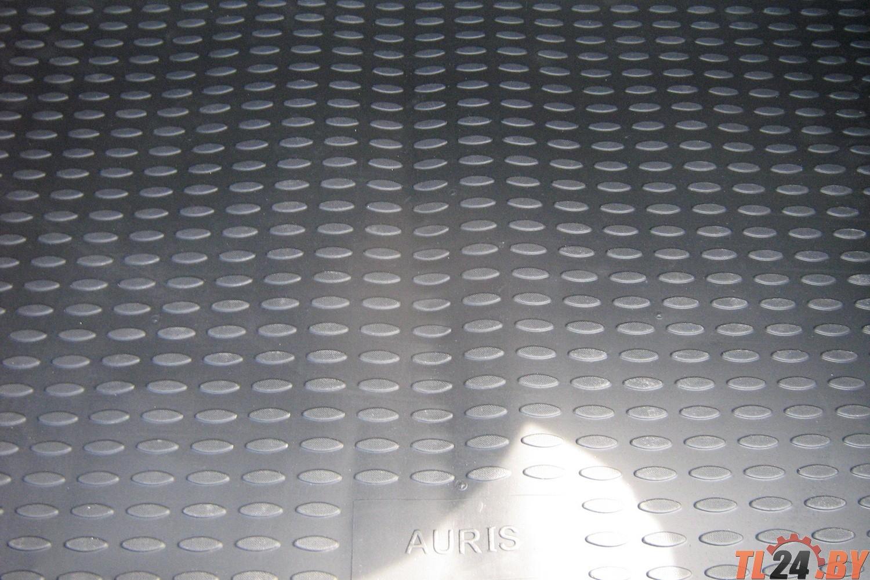 Коврик в багажник Novline NLC.48.16.B11g TOYOTA Auris 03/2007->,  хб. (полиуретан,  серый)