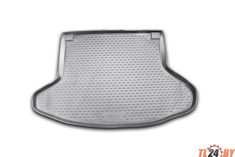 Коврик в багажник Novline NLC.48.49.B11 TOYOTA Prius 2003-2009,  хб. (полиуретан)