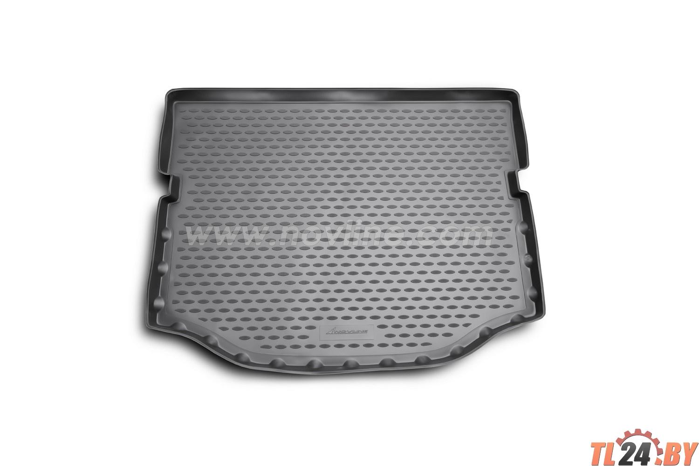 Коврик в багажник Novline NLC. 48. 57. B13 TOYOTA RAV4, 2013-> кросс. (полиуретан)