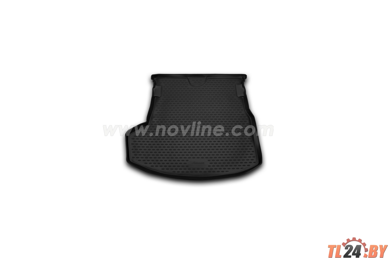 Коврик в багажник Novline NLC. 48. 68. B10 TOYOTA Corolla, 2013-> сед. (полиуретан)