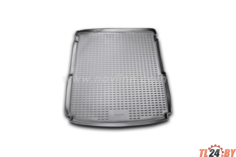 Коврик в багажник Novline NLC. 51. 34. B12 VW Passat B7, 2011-> ун. (полиуретан)