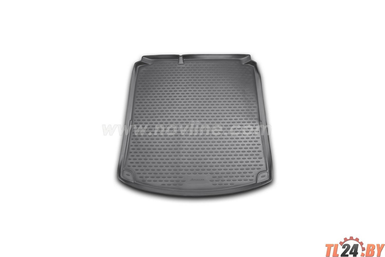 Коврик в багажник Novline NLC.51.35.B10 VW Jetta,  без карманов (Highline) ,  2011-2015,  2015->,  сед. (полиуретан)