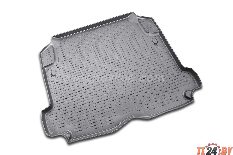 Коврик в багажник Novline NLC. 50. 03. B10b VOLVO S60 2001-2009, сед. (полиуретан, бежевый)