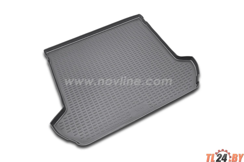 Коврик в багажник Novline NLC.50.04.B13 VOLVO XC90 2002->,  кросс. (полиуретан)