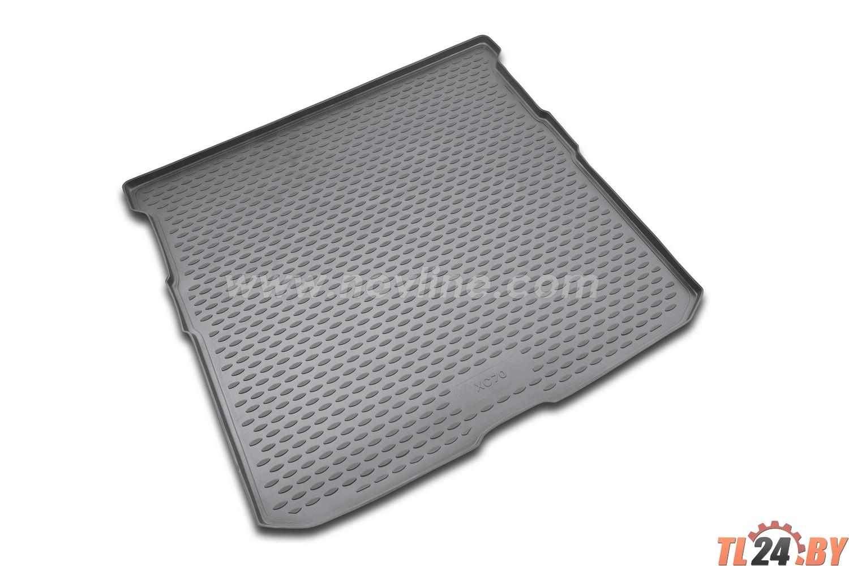 Коврик в багажник Novline NLC.50.08.B13g VOLVO XC70 2007->,  ун. (полиуретан,  серый)