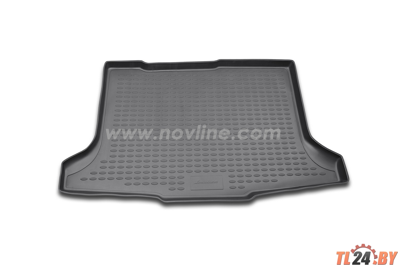 Коврик в багажник Novline NLC.47.16.B13 SUZUKI SX4 03/2007->,  хб. (полиуретан)