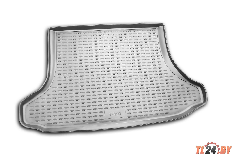 Коврик в багажник Novline NLC.63.03.B12 CHERY Tiggo 01/2006-2013,  2013-> внед. (полиуретан)
