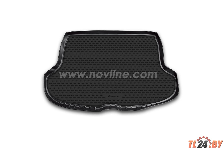 Коврик в багажник Novline NLC. 76. 03. B13 INFINITI EX35 2008->, кросс. (полиуретан)