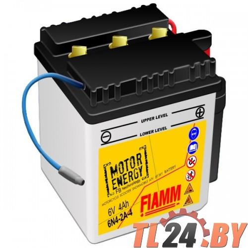 Аккумулятор Fiamm 6N4-2A-4 (7904464) 6V 4Ah 15A