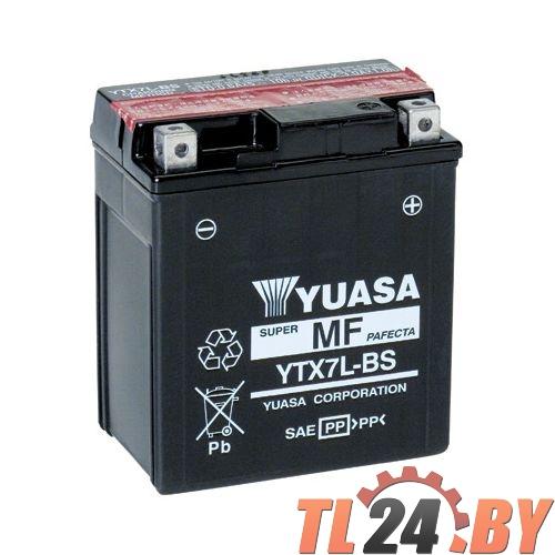 Аккумулятор для мототехники EXIDE AGM 12 V 6 AH 80 A ETN 0 B0 115x70x130mm 2.4kg