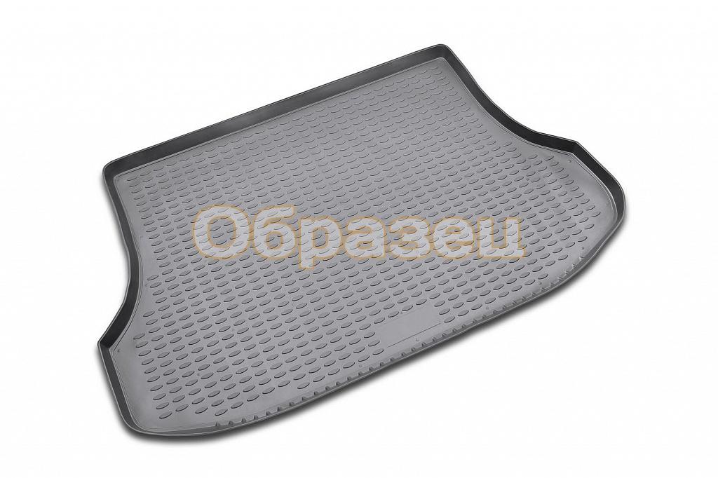 Коврик в багажник PEUGEOT 408, 2012-> сед. (полиуретан) Артикул: CARPGT10010