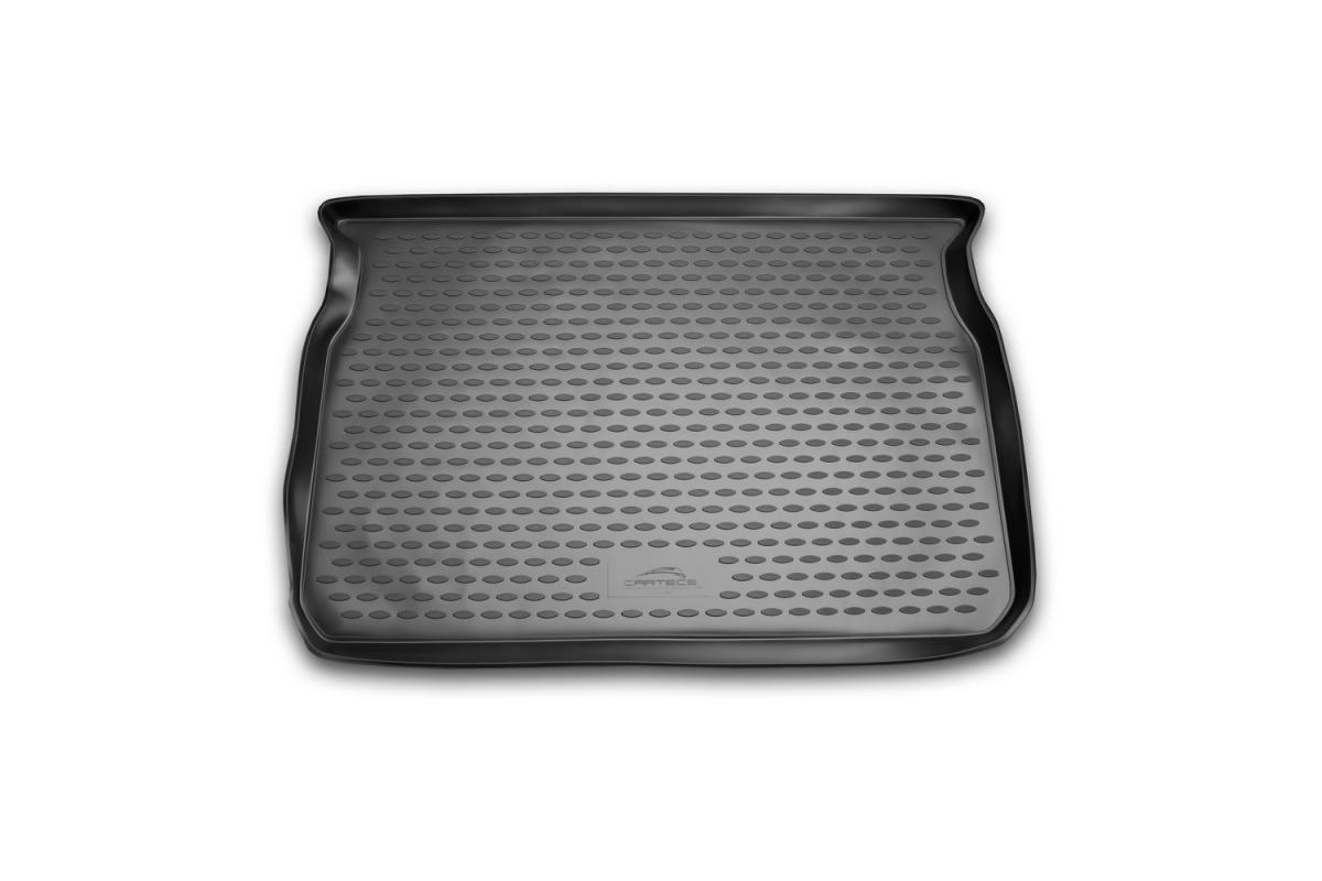 Коврик в багажник PEUGEOT 208,  2013-> хб. (полиуретан) Артикул: CARPGT10028
