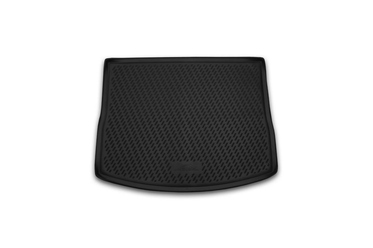 Коврик в багажник SUZUKI SX-4 2013->, кросс. , верхний (полиуретан) Артикул: CARSZK10002