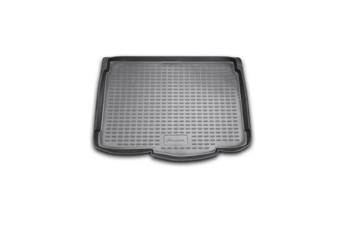 Коврик в багажник OPEL Corsa D 2006-2014,  хб. (полиуретан) Артикул: NLC.37.14.B11