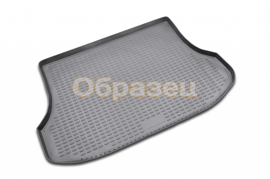 Коврик в багажник OPEL Astra 5D 2004->,  хб. (полиуретан,  серый) Артикул: NLC.37.17.B11g
