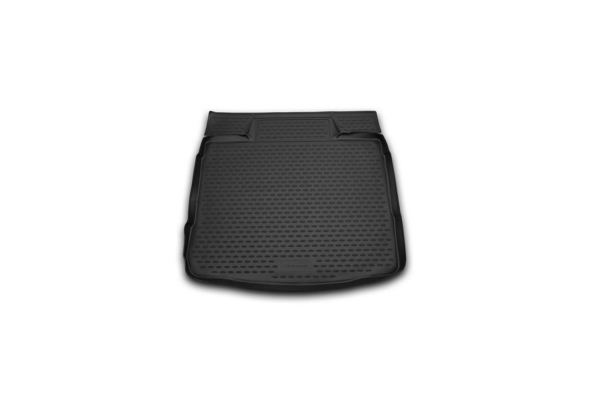 Коврик в багажник OPEL Insignia 2008->,  колесо с докаткой сед. (полиуретан) Артикул: NLC.37.22.B10