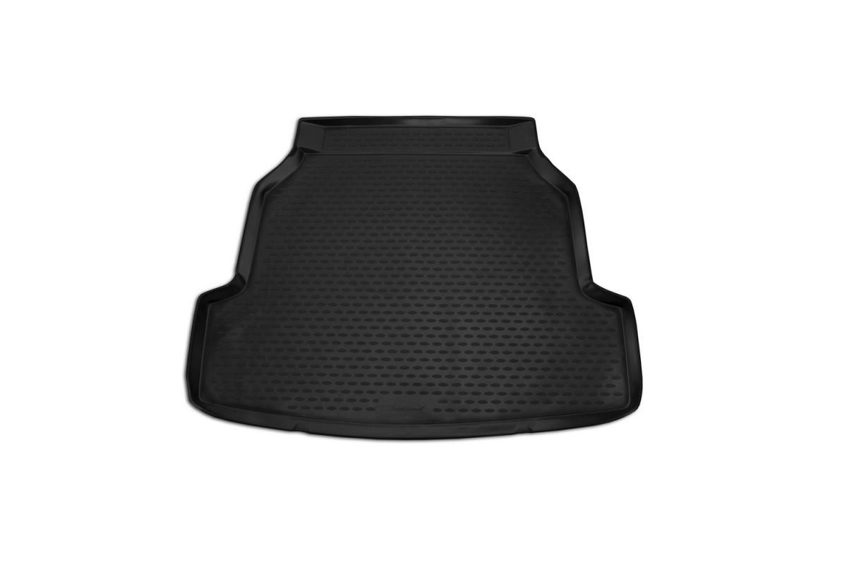 Коврик в багажник RENAULT Latitude,  2, 0L,  10/2010-> сед. (полиуретан) Артикул: NLC.41.27.B10
