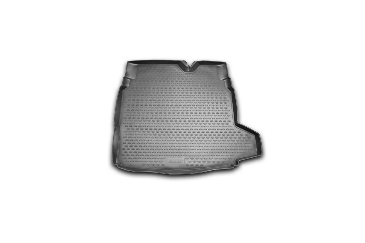 Коврик в багажник SAAB 9-3 2003->,  сед. (полиуретан) Артикул: NLC.43.01.B10