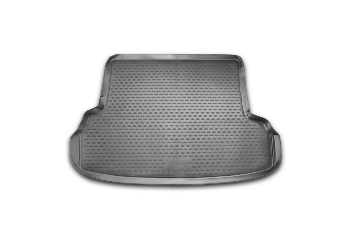 Коврик в багажник SUBARU Impreza 2007->, сед. (полиуретан) Артикул: NLC. 46. 07. B11