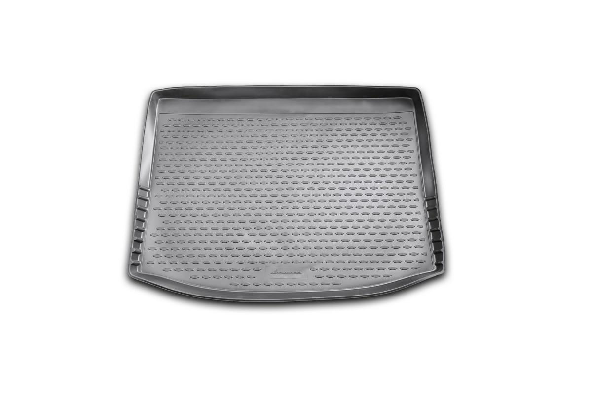 Коврик в багажник SUBARU XV,  2012-> кросс. (полиуретан) Артикул: NLC.46.13.B13