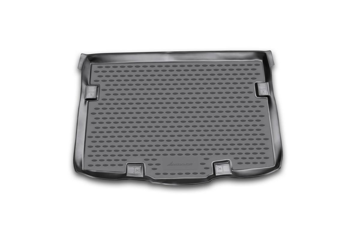 Коврик в багажник SUZUKI SX 4H 03/2010->,  хб.,  нижн. (полиуретан) Артикул: NLC.47.19.BN11