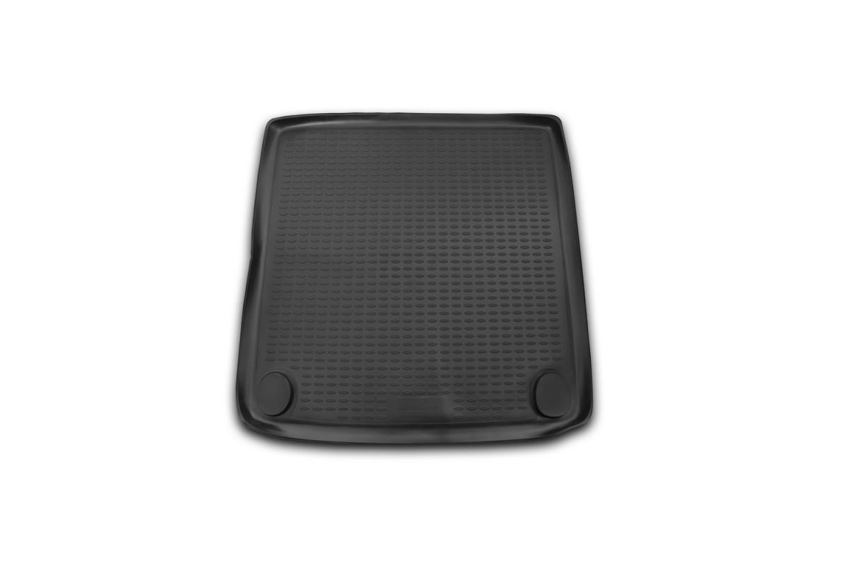Коврик в багажник SSANG YONG Rexton 2006->,  внед. (полиуретан) Артикул: NLC.61.08.B12